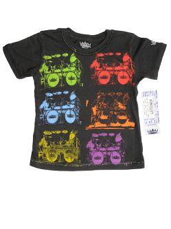 """Kingsley """"Drums"""" Shirt für Kleinkinder"""