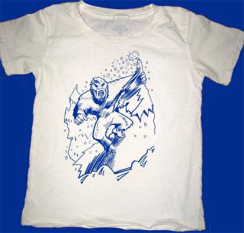 Yeti Shirt