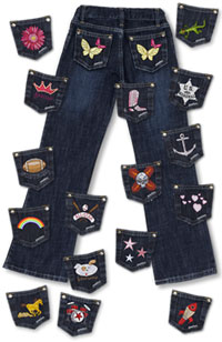 Pocketpeelies Jeans